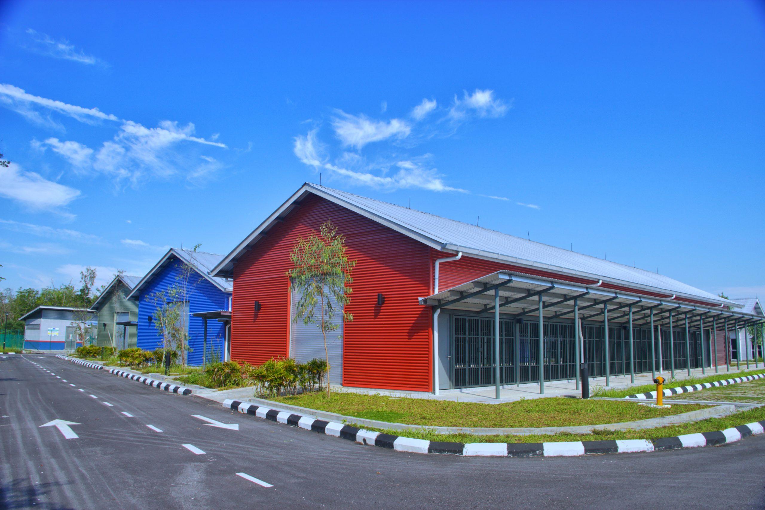Giat MARA Slim River Technical College